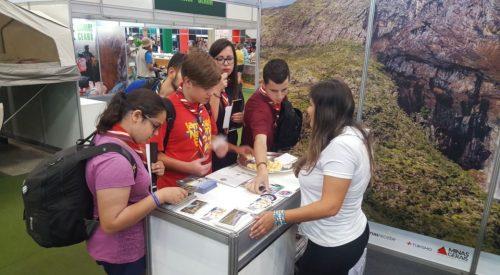 Extrema e Circuito Serras Verdes participam da Adventure Sports Fair