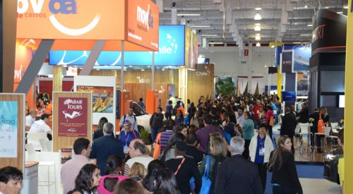Extrema presente na Expo Internacional de Turismo