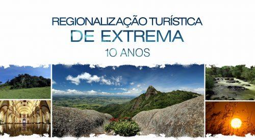 Extrema celebra 10 Anos de Regionalização Turística