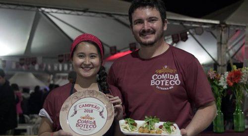 Della Nonna vence o 9º Festival Comida de Boteco
