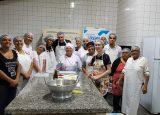 Extrema Qualifica forma novos Auxiliares de Cozinha