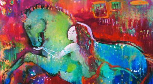 Artista da Produção Associada ao Turismo realiza exposição em Bragança Paulista