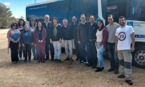 Turismo realiza visita técnica à Rede Ibitipoca
