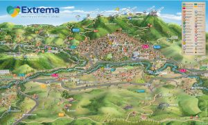 Extrema apresenta seu novo Mapa Turístico