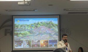 Extrema participa de eventos de Turismo em Belo Horizonte