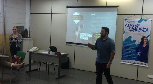 Turismo promove workshop de Marketing Pessoal