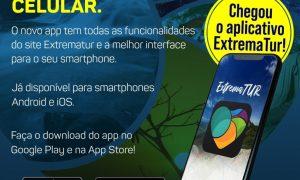 TURISMO LANÇA APLICATIVO EXTREMATUR PARA CELULAR